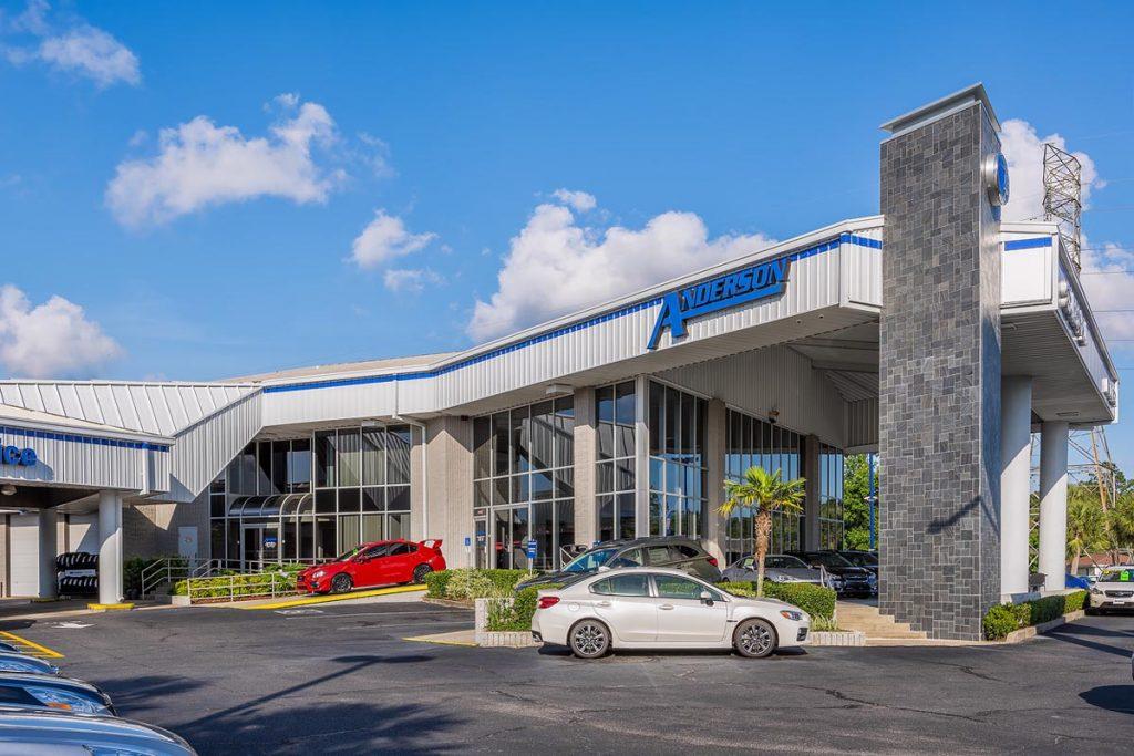 Car Dealership Renovation - General Contractors