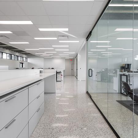 FMC Commercial Renovation - Hanto + Clarke
